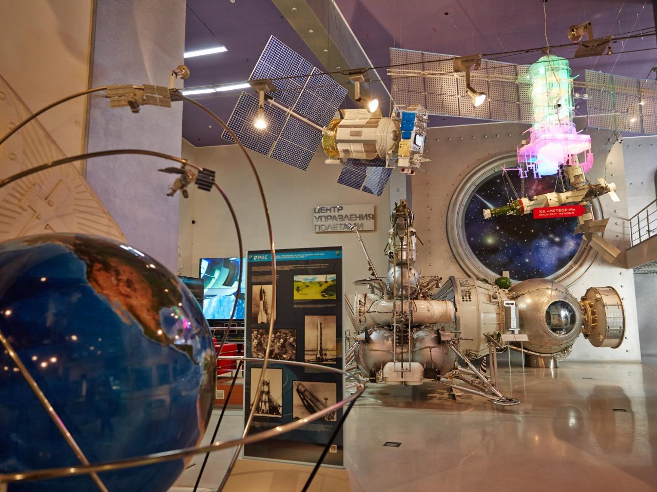 Космическое путешествие по Музею космонавтики - индивидуальная экскурсия по Москве от опытного гида