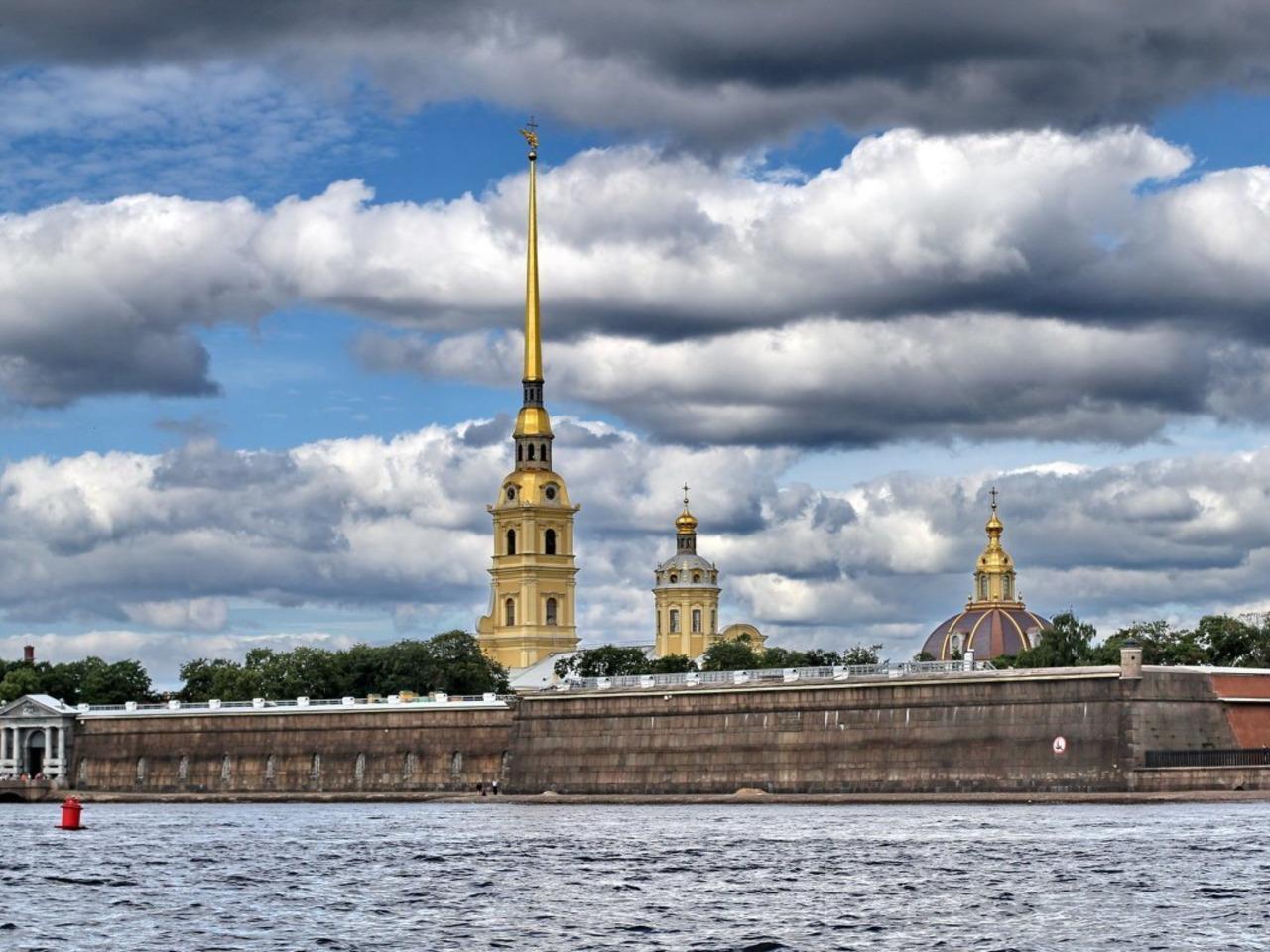 Викторина-квест по Петропавловской крепости  - индивидуальная экскурсия по Санкт-Петербургу от опытного гида