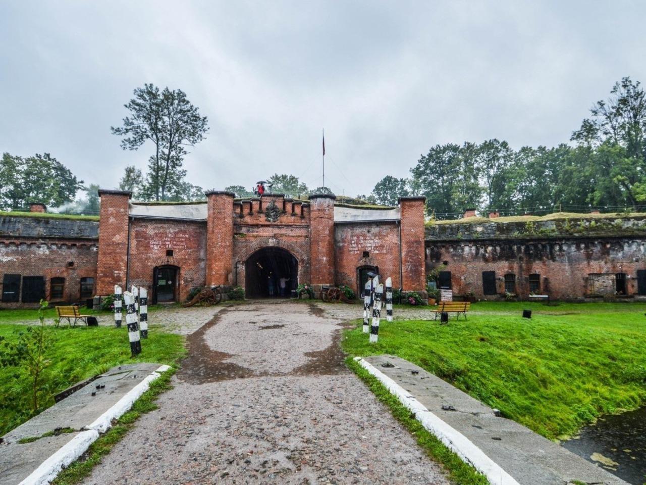 Форты Кёнигсберга — историческое приключение - индивидуальная экскурсия в Калининграде от опытного гида