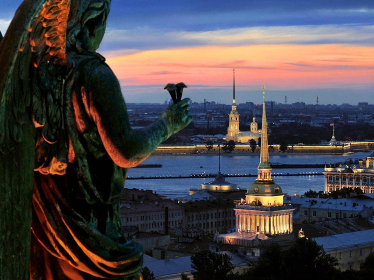 Мистический Петербург - индивидуальная экскурсия по Санкт-Петербургу от опытного гида