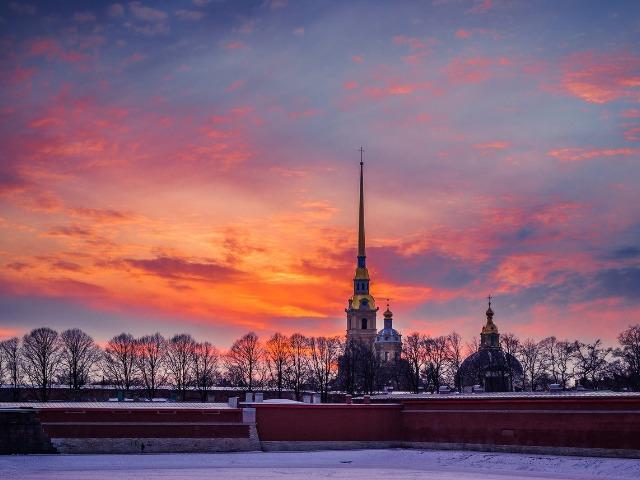 Экскурсия в Петропавловскую крепость