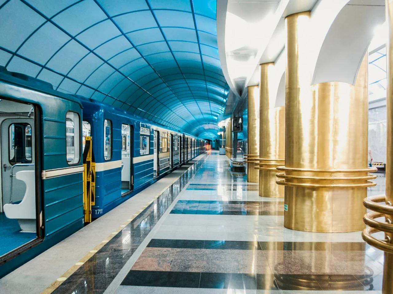 Петербургская подземка - индивидуальная экскурсия по Санкт-Петербургу от опытного гида