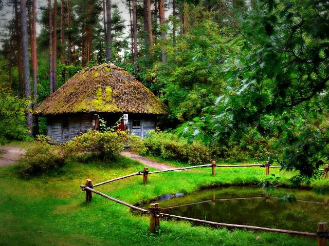 Тур в Латвийский этнографический музей