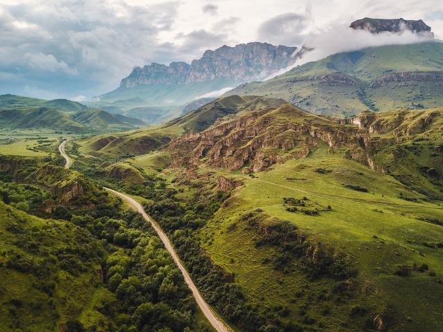 Джип-тур к перевалу Актопрак