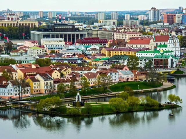 Старый Минск: город, которого нет