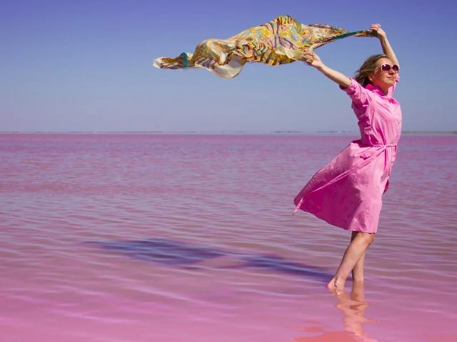 Фототур на розовое озеро Сасык-Сиваш