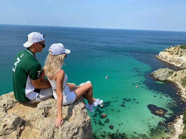 Морские сокровища у самой секретной базы Крыма