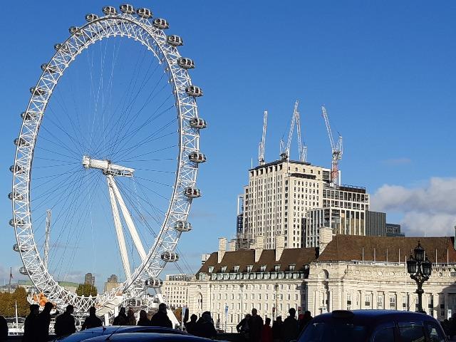 Смех и страх Лондона