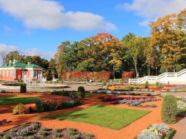 Лучшие парки столичного Таллина