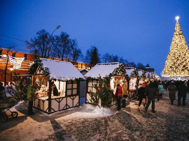 Новый год в Нижнем: 3 дня в 800-летнем Новгороде!